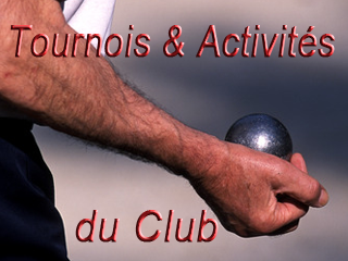 acivits du club 6